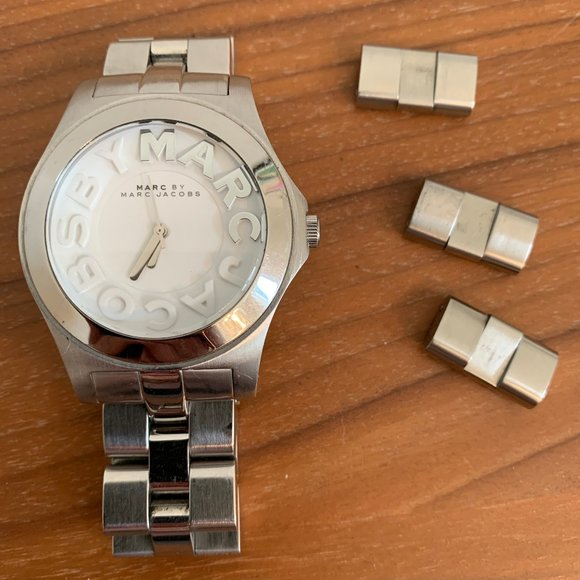 Chunky Marc by Marc Jacobs Watch